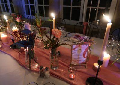 Papeterie & Design Anniversaire Rose & Orange