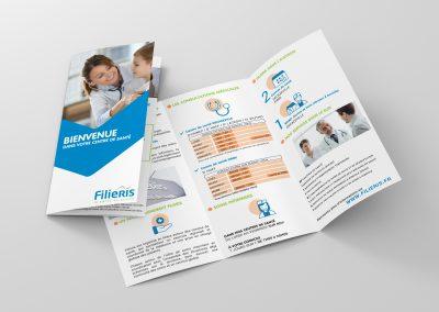 Support  de communication Filieris
